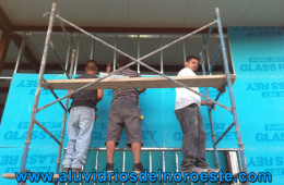 Construcción de Durock 1 – Aluvidrios