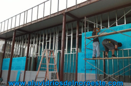 Construcción de Durock 2 – Aluvidrios