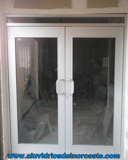 Eurovent Puertas de Aluminio 1 - Aluvidrios