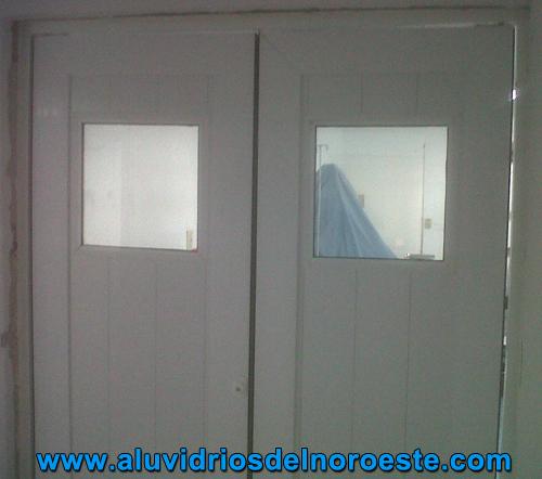 Puertas de PVC 2 - Aluvidrios