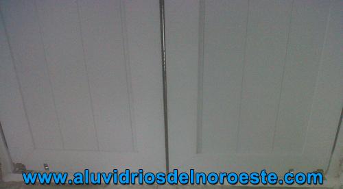Puertas de PVC 3 - Aluvidrios