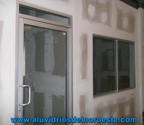 Ventanas y puertas en tablaroca 1 - Aluvidrios