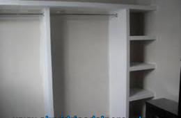 Interior de Closet en Tablaroca – Aluvidrios