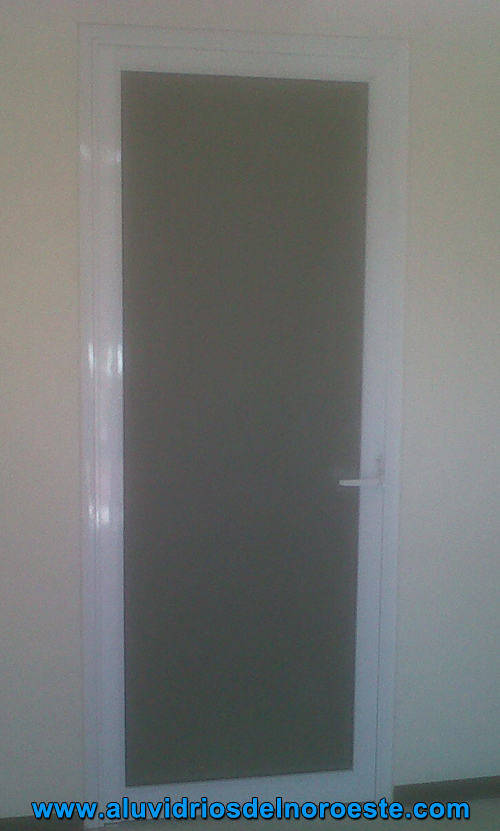 Puertas de aluminio para interiores aluvidrios - Fotos puertas de aluminio ...
